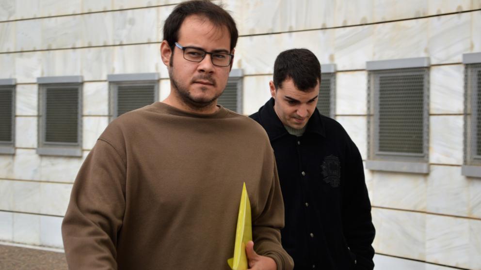 Dos años de cárcel por enaltecimiento del terrorismo