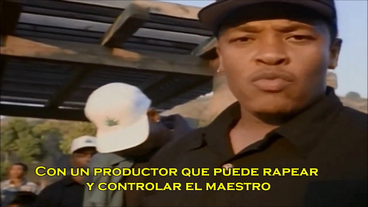 Dr Dre Ft Snoop Dogg – Nuthin' But a 'G' Thang (Sub. Español)