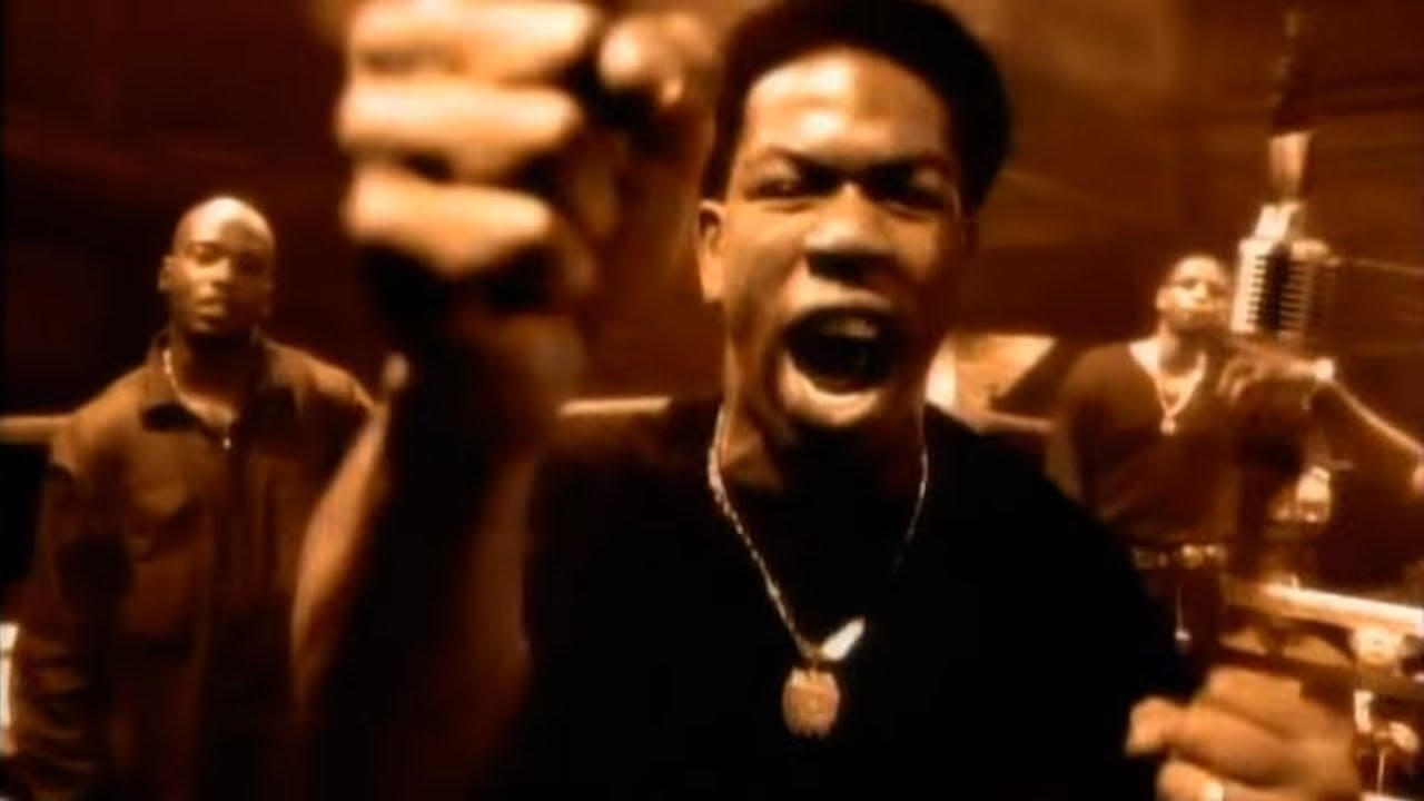 Boyz II Men Ft Treach, Craig Mack, Busta Rhymes & Method Man – Vibin' (Remix)