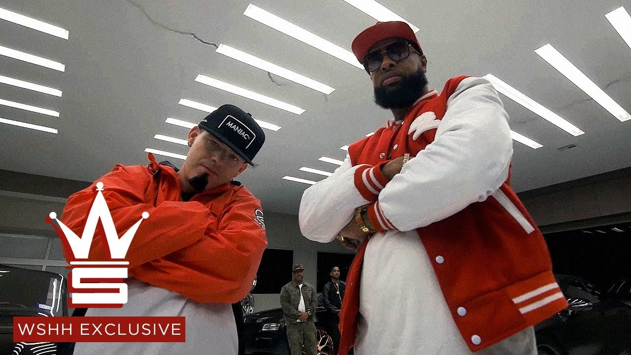 Slim Thug Ft Paul Wall – R.I.P. Parking Lot