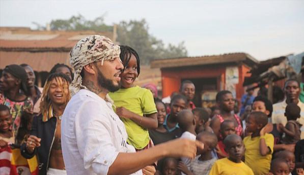 French Montana abre un hospital en Uganda para gente necesitada