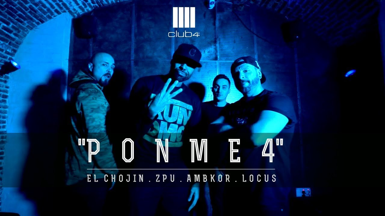 Club 4 – Ponme 4