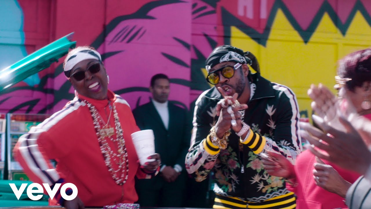 2 Chainz Ft YG & Offset – Proud
