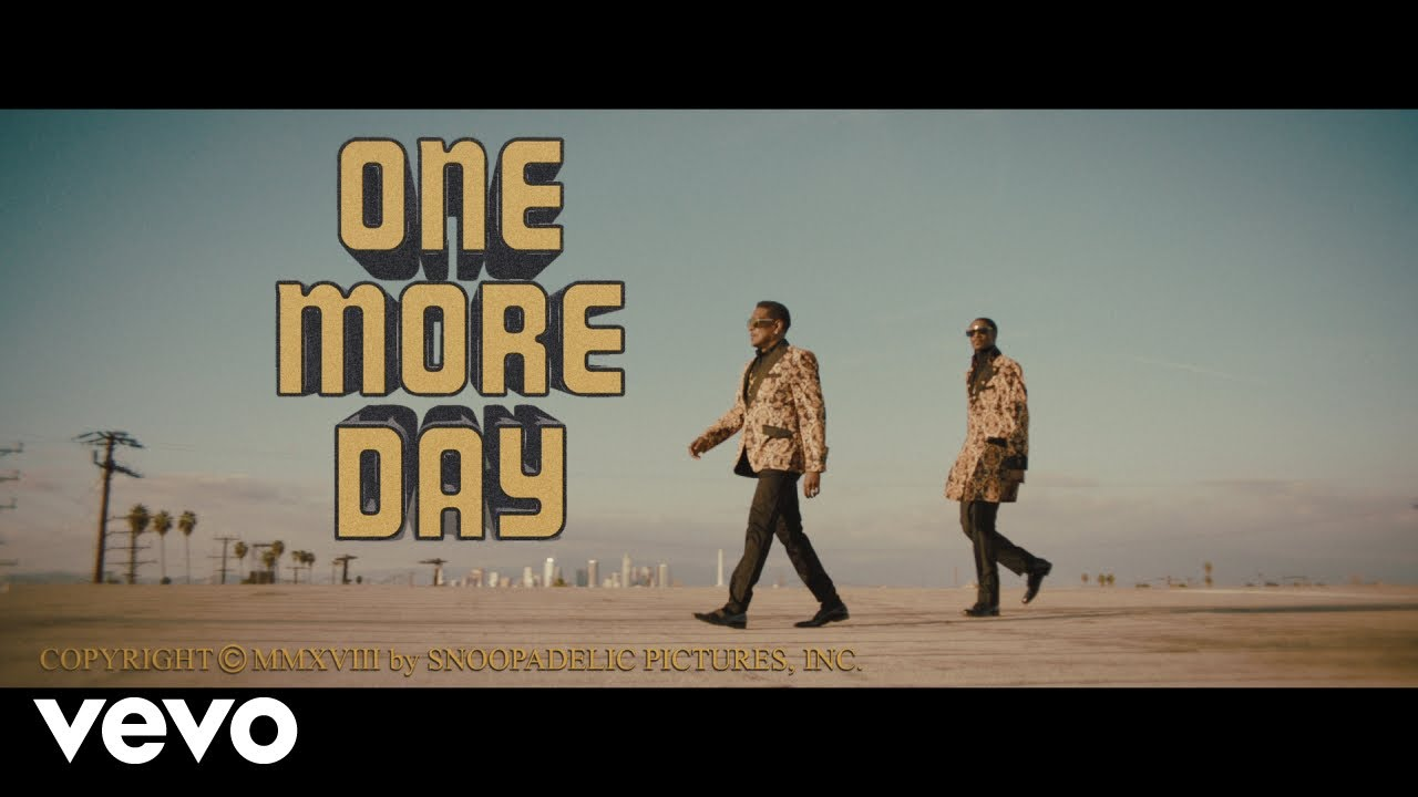 Snoop Dogg Ft Charlie Wilson – One More Day