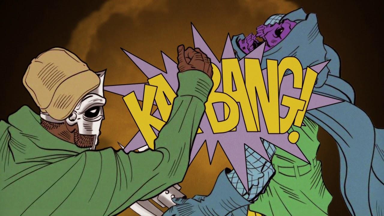Czarface & Mf Doom – Bomb Thrown