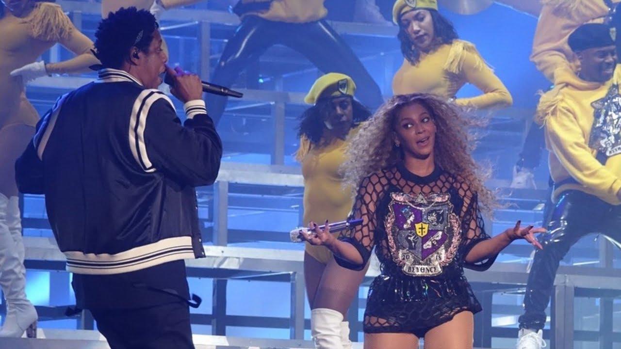 Beyonce & JAY-Z – Deja Vu (Concierto)