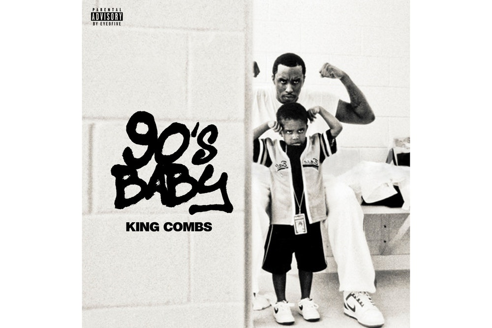 King Combs, hijo de Diddy, lanza esta mixtape en honor al rap de los 90´S