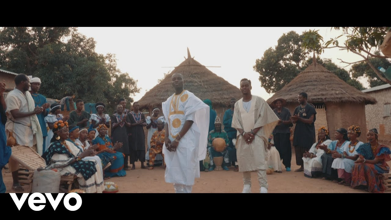 Black M Ft Sidiki Diabaté – Mama