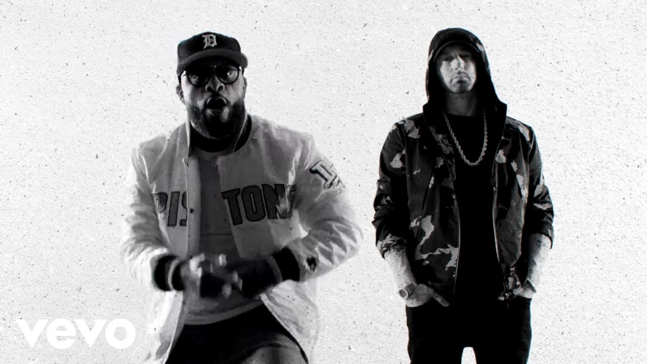 Royce da 5'9″ Ft Eminem & King Green – Caterpillar
