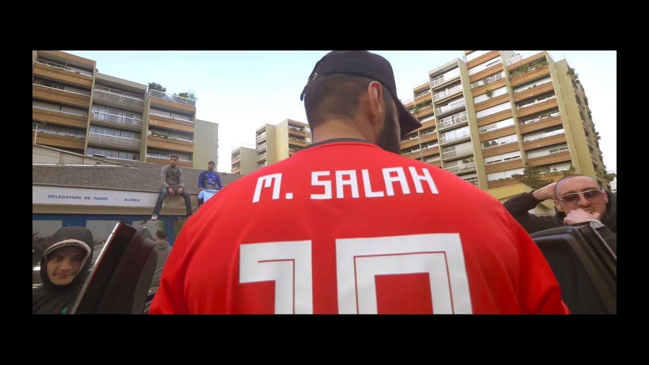 La Fouine – Mohamed Salah