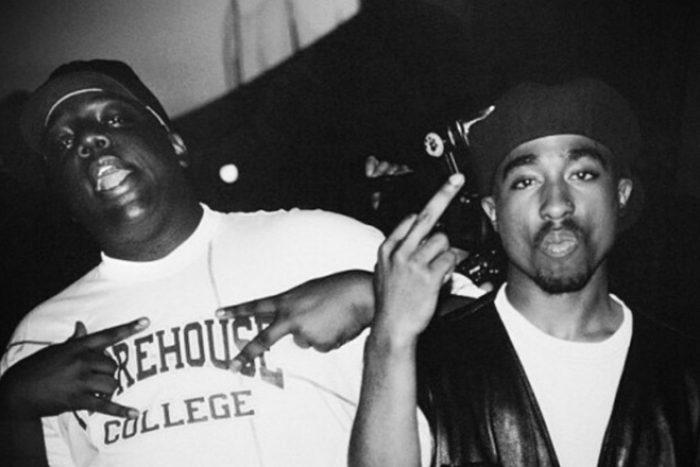 Atentos al tráiler del film que reconstruye la muerte de Tupac y Notorious