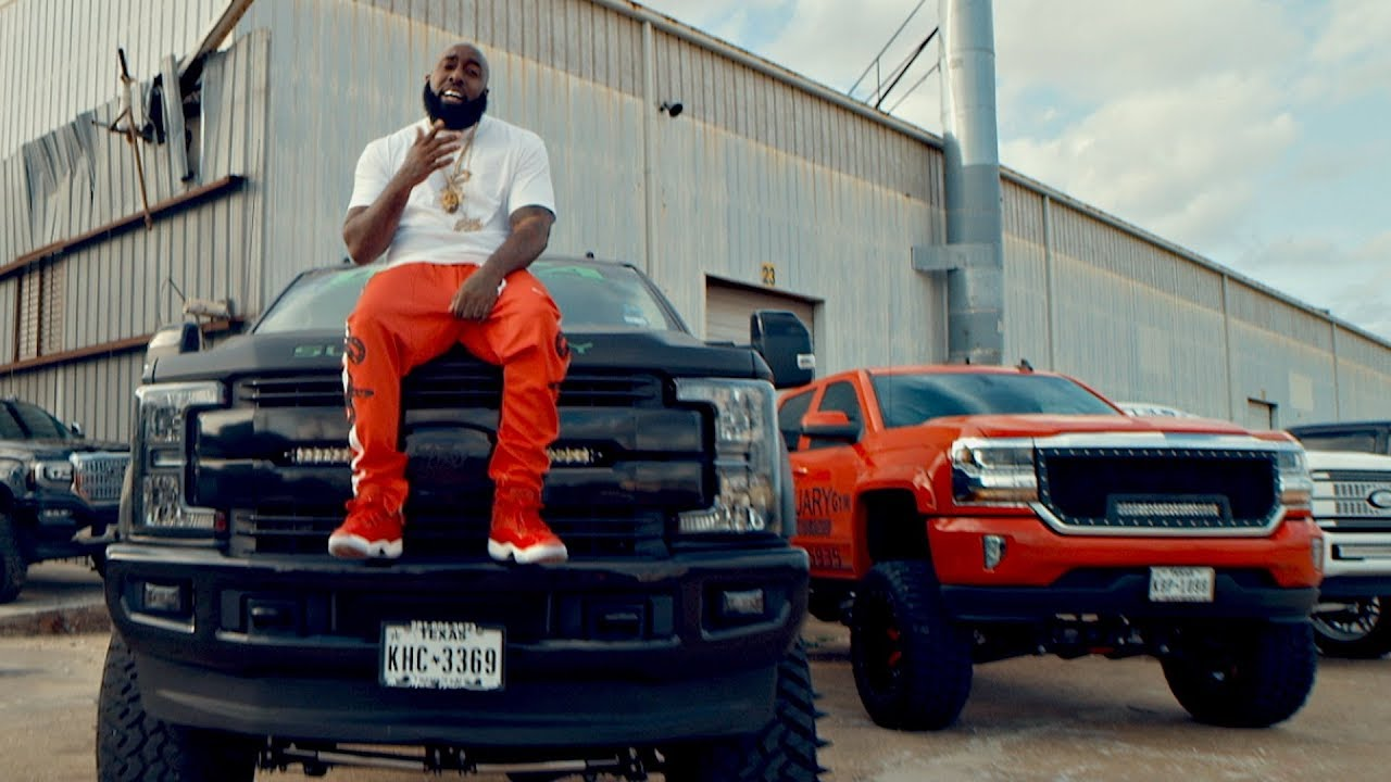 Trae Tha Truth – I Got It On Me