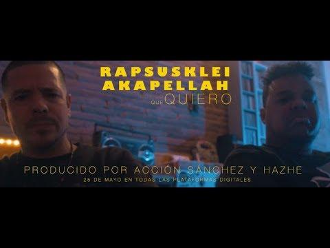 Rapsusklei Ft Akapellah – Soy lo que quiero