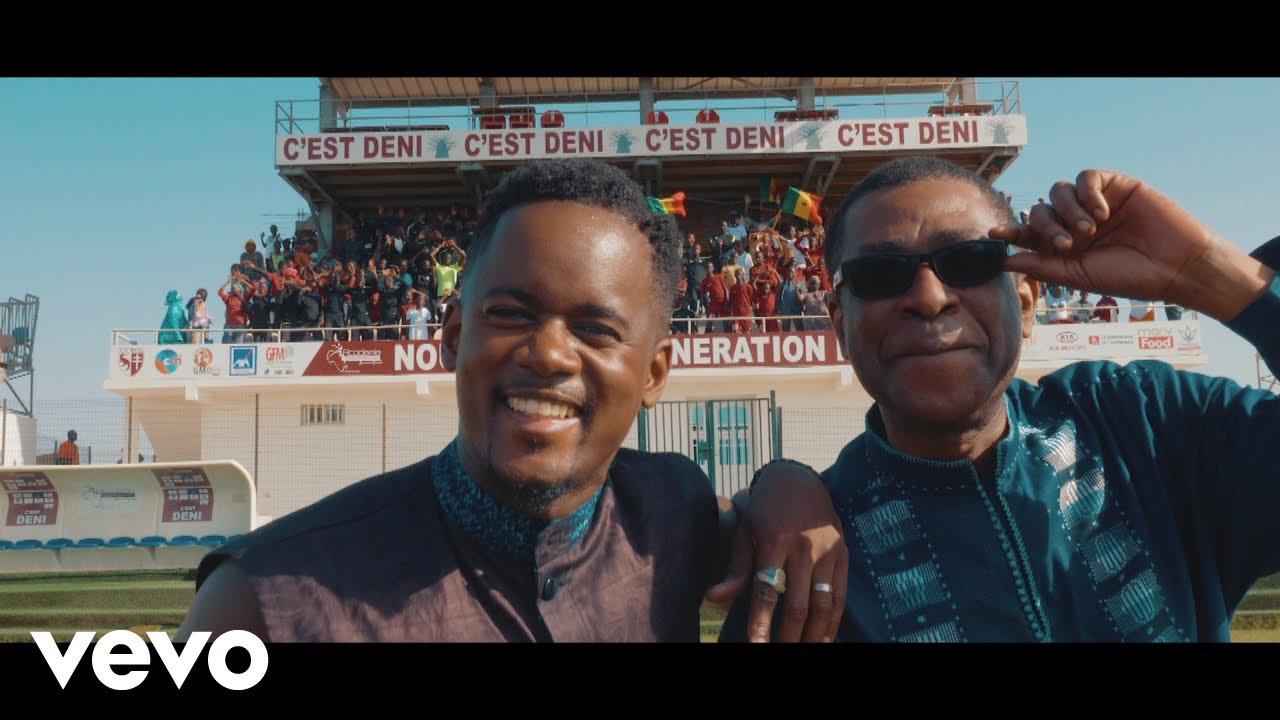 Black M ft Youssou Ndour – Gaïnde (Les Lions)