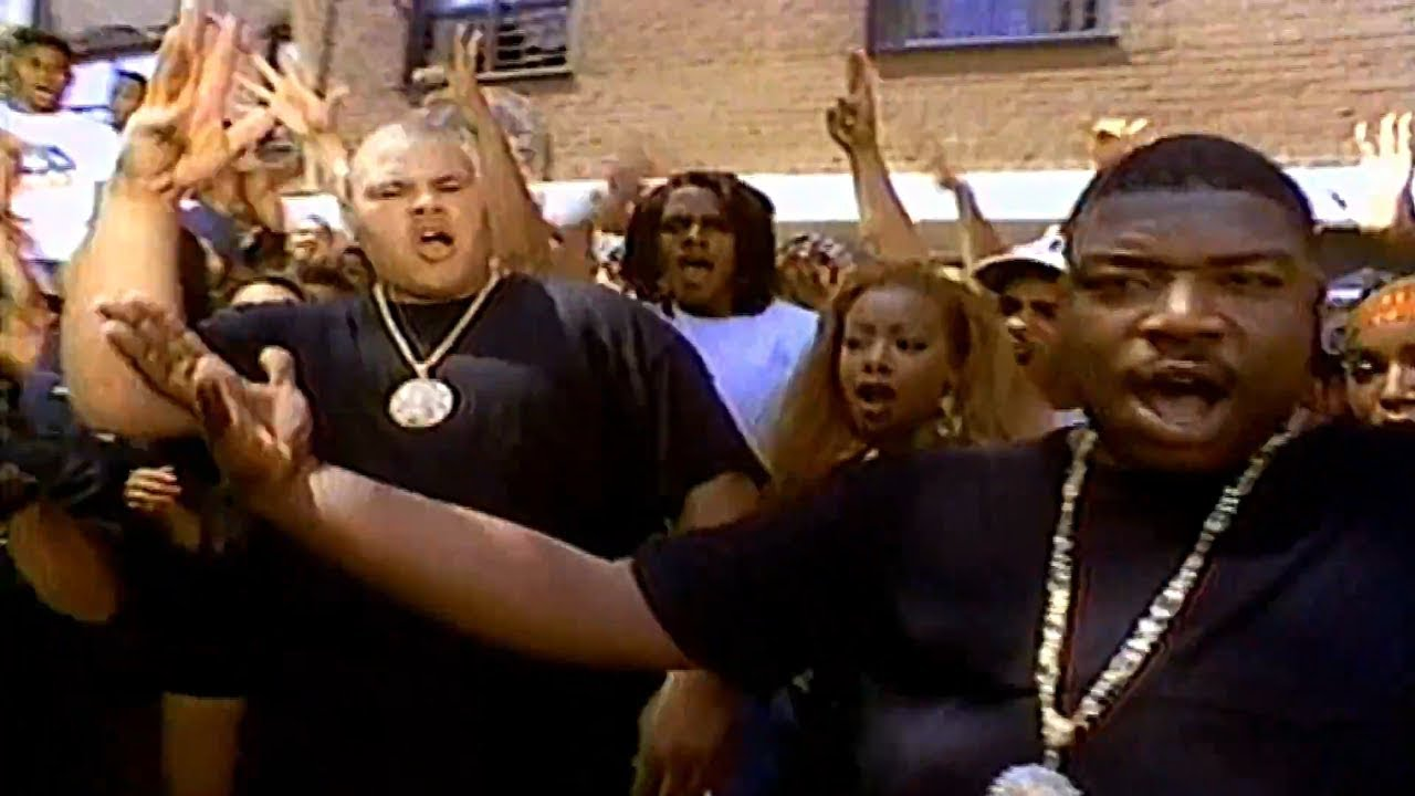 Fat Joe Ft Grand Puba & Diamond D – Watch The Sound