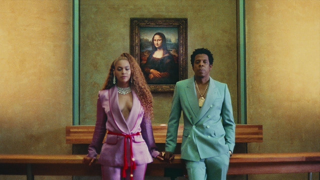 The Carters: Beyoncé & Jay-Z – APES**T