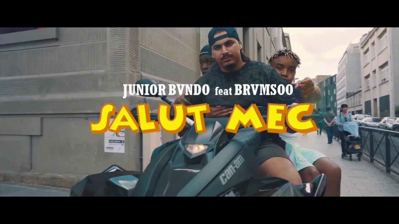 Junior Bvndo ft Brvmsoo- Salut Mec