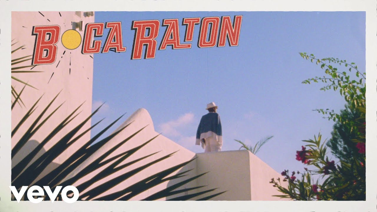 Bas Ft A$AP Ferg – Boca Raton (Lyric Video)
