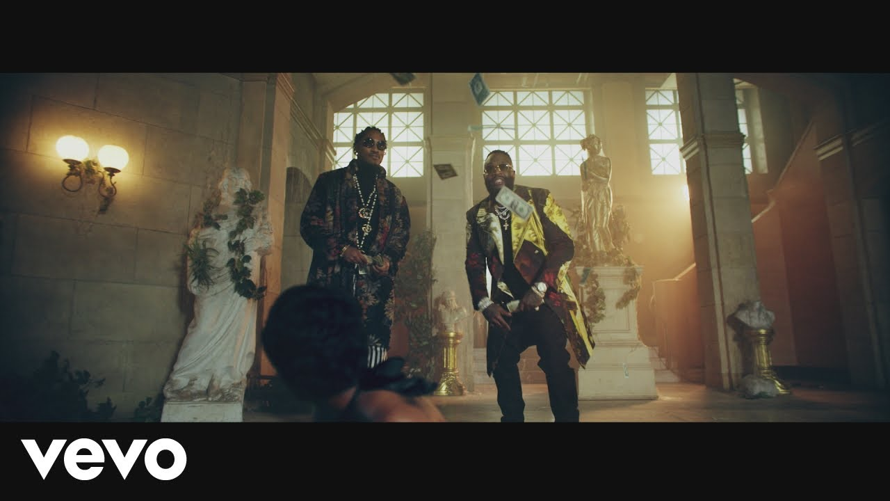 Rick Ross Ft Future – Green Gucci Suit