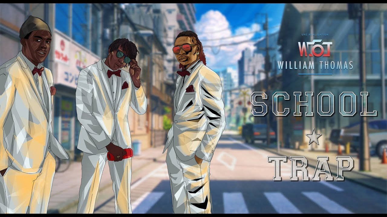 William Thomas & Q.E. Favelas – School Trap