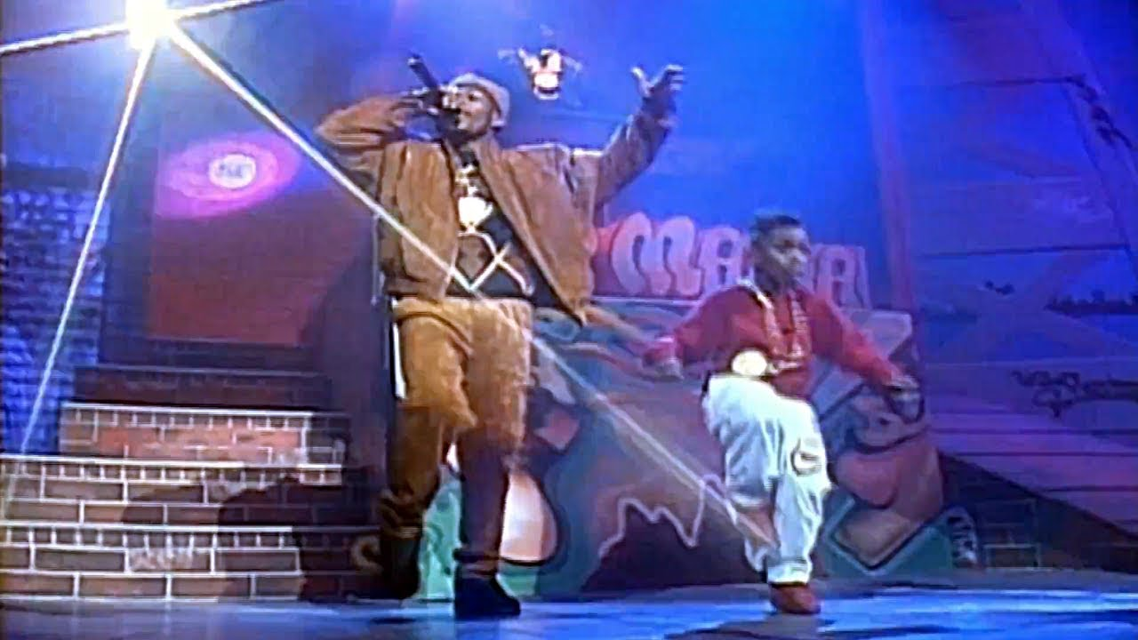 Eric B. & Rakim – Let The Rhythm Hit 'Em (Concierto)