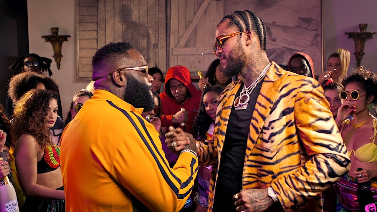 Dave East Ft Rick Ross – Fresh Prince of Belaire