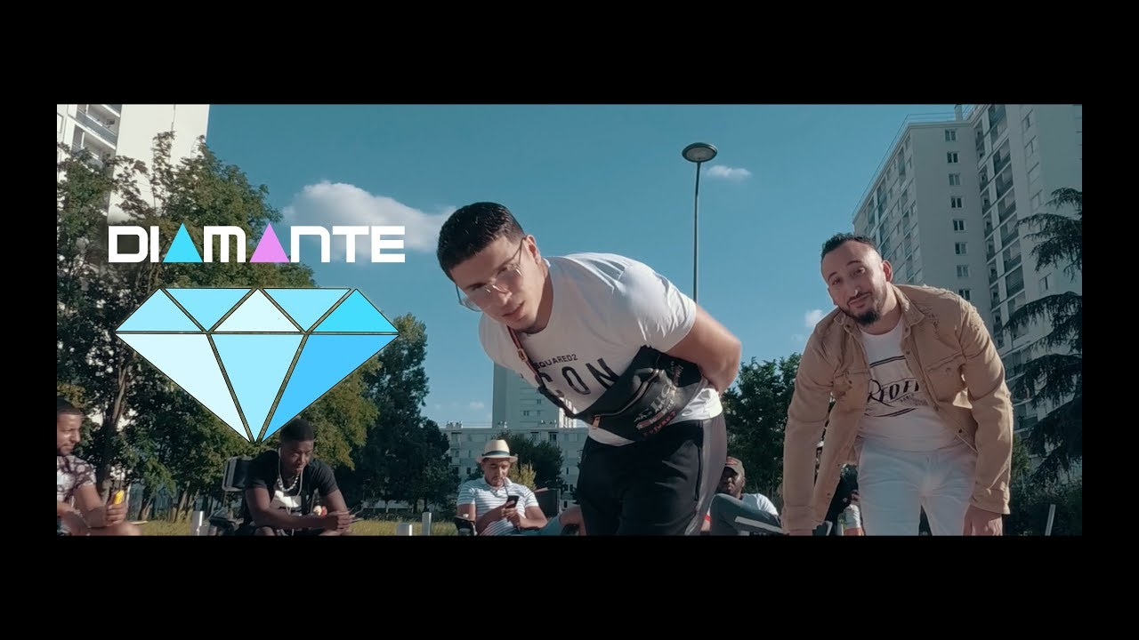 Dj Hitman ft Alrima – Diamante