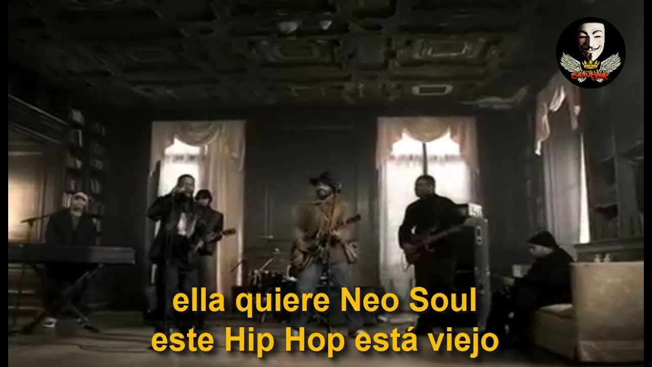 The Roots Ft Cody Chesnutt – Seed 2.0  (Sub. Español por Skalhybur)
