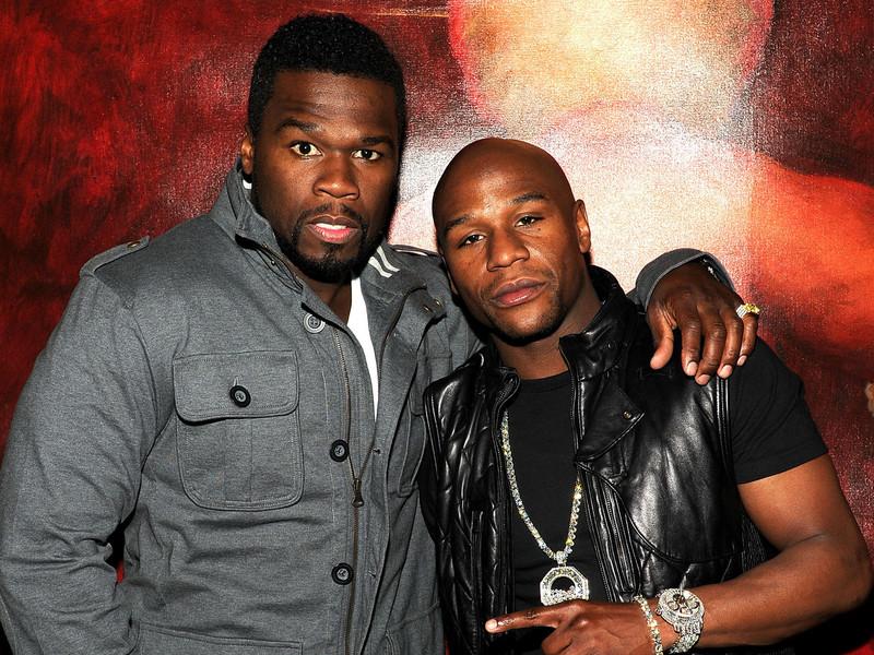 Mayweather ofrece una recompensa por atacar a 50 Cent