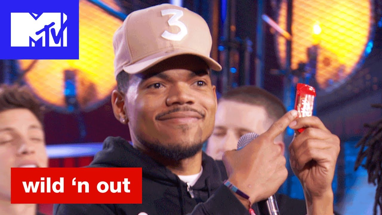 Chance The Rapper le vuelve a plantar cara a Nick Cannon en Wild 'N Out
