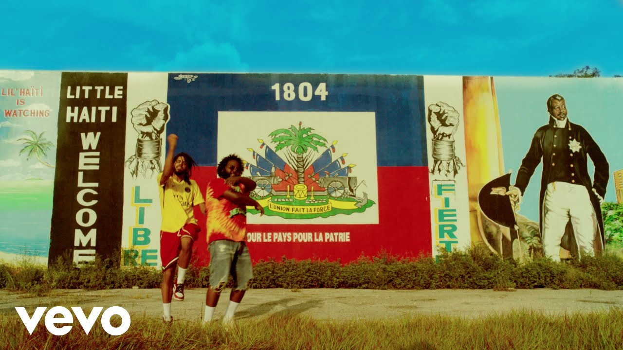 Bas Ft J. Cole – Tribe