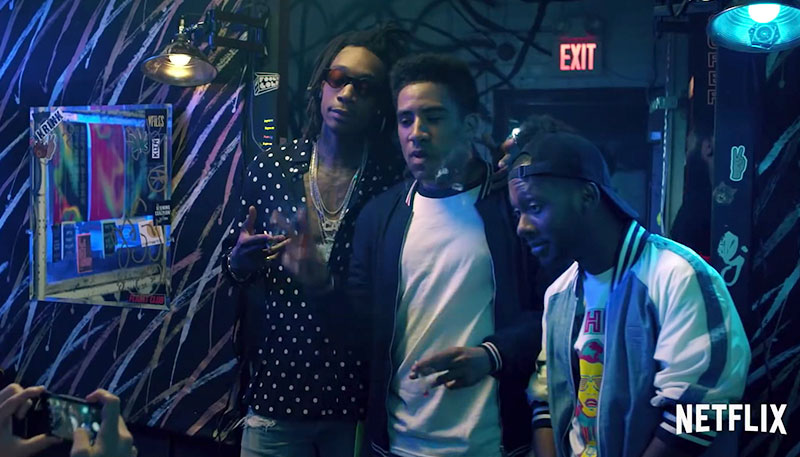 "Podéis ver en Netflix ""The After Party"", una comedia con sabor a Hip Hop"