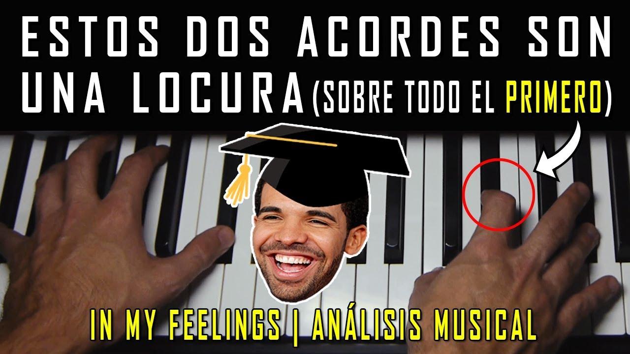 «In my feelings» de Drake analizada por un músico experto