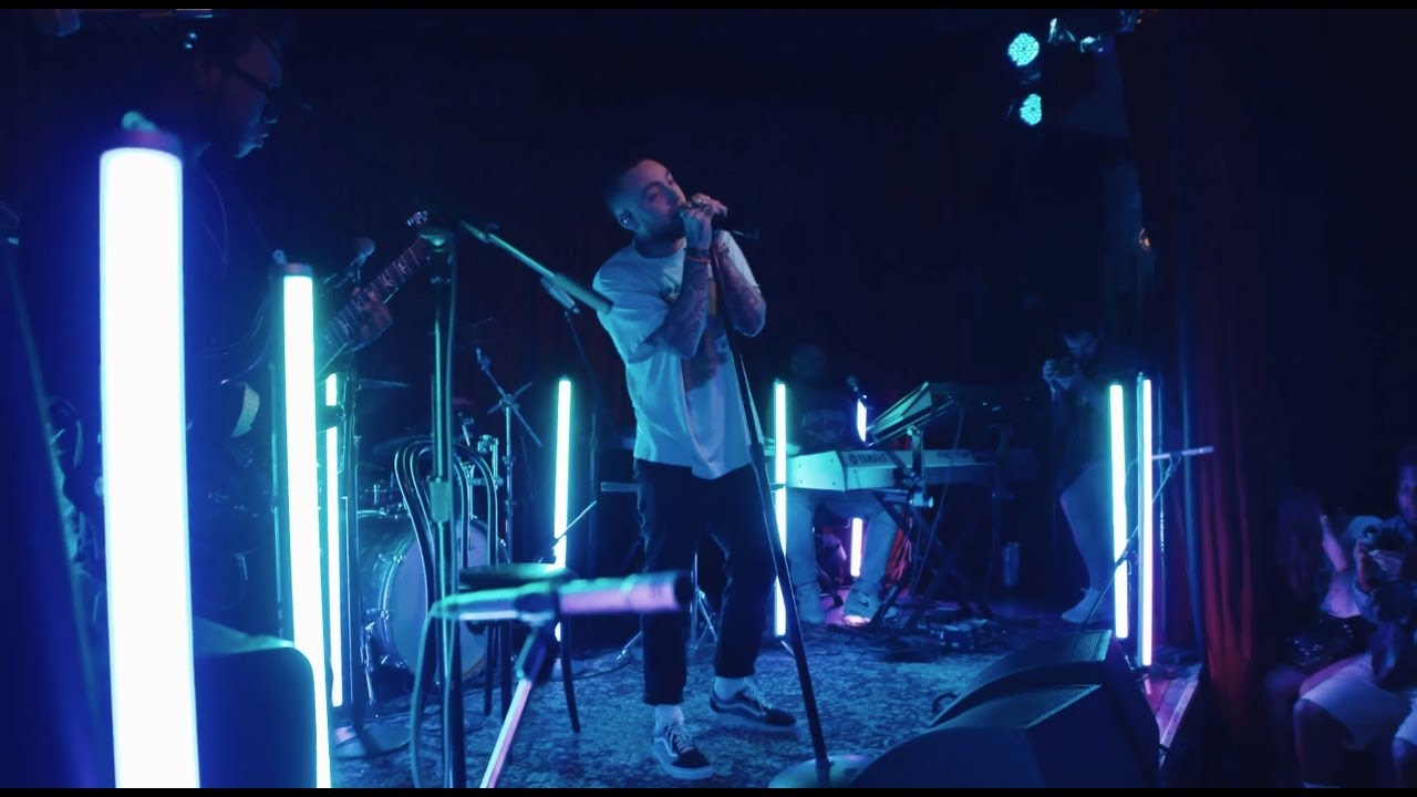 Mac Miller – Hurt Feelings (Live at The Hotel Café)