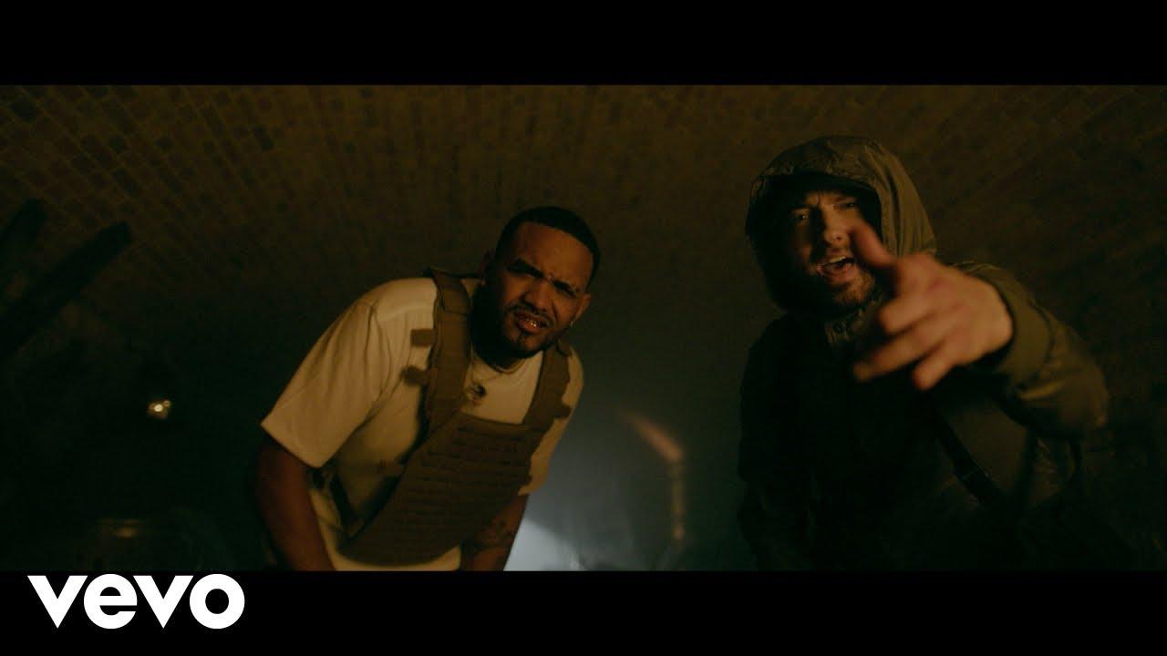 Eminem Ft Joyner Lucas – Lucky You