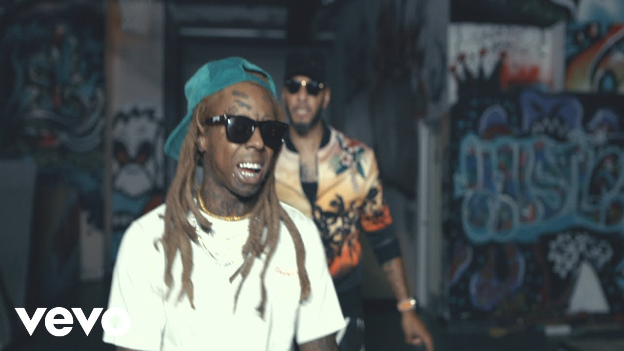 Swizz Beatz Ft Lil Wayne – Pistol On My Side (P.O.M.S)