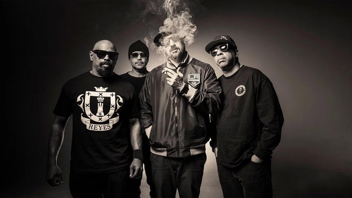 Cypress Hill: «Los 90 fue la era dorada del hip hop»