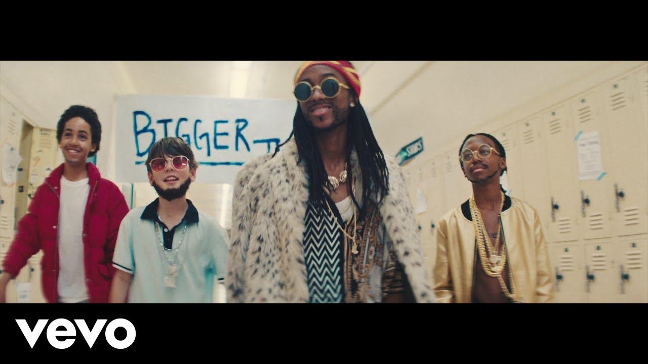 2 Chainz Ft Drake & Quavo – Bigger Than You