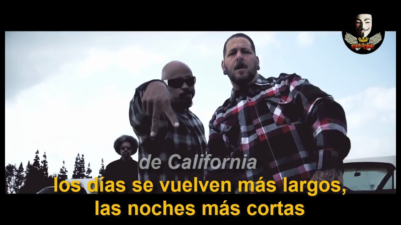 Delinquent Habits Ft Cypress Hill – California  (Sub. Español)