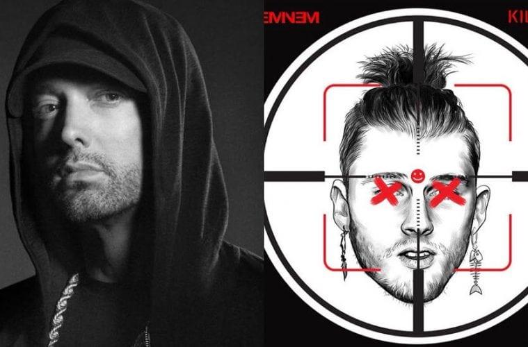 El diss»Killshot» de Eminem hace historia en Youtube