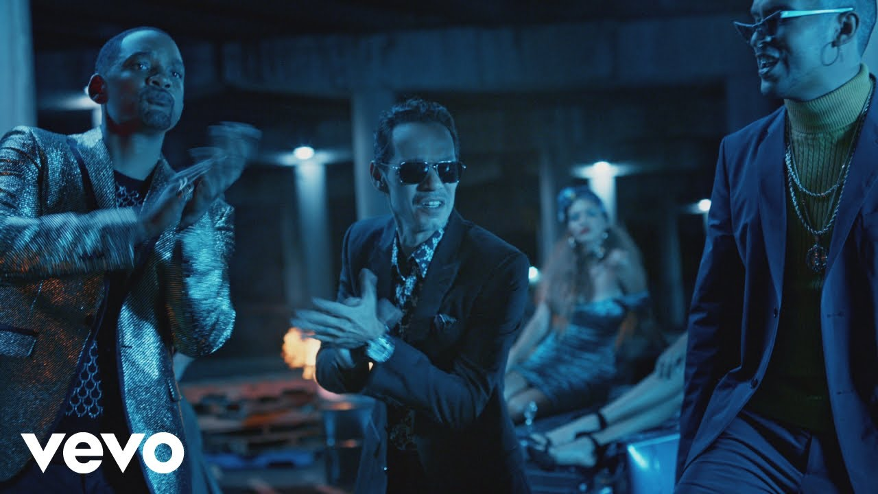 Marc Anthony Ft Will Smith & Bad Bunny – Está Rico