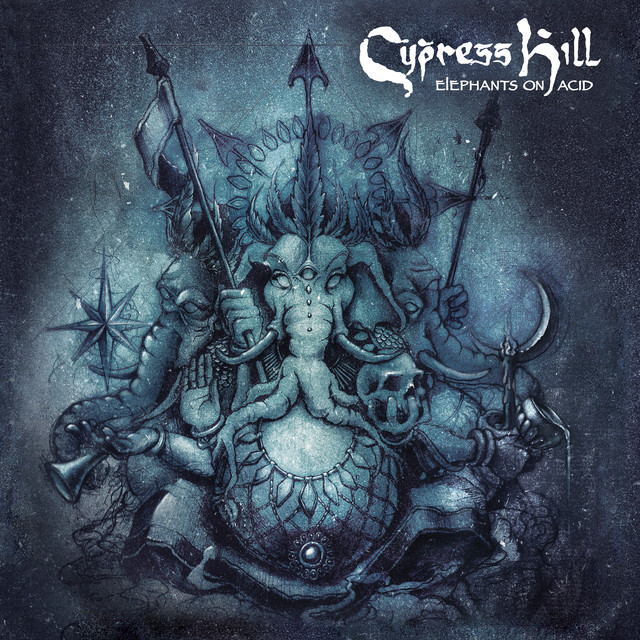 Ya podéis escuchar el último disco de Cypress Hill «Elephants on acid»