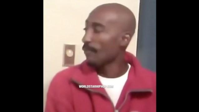 El hijo de Suge Knight sube un vídeo actual de 2Pac negando su muerte
