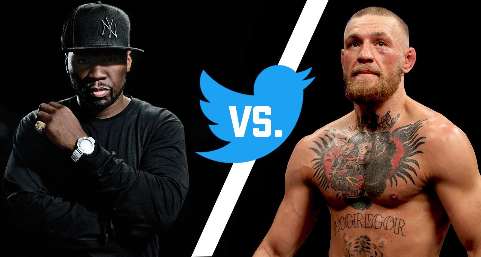 50 Cent se ríe de McGregor después de perder su combate