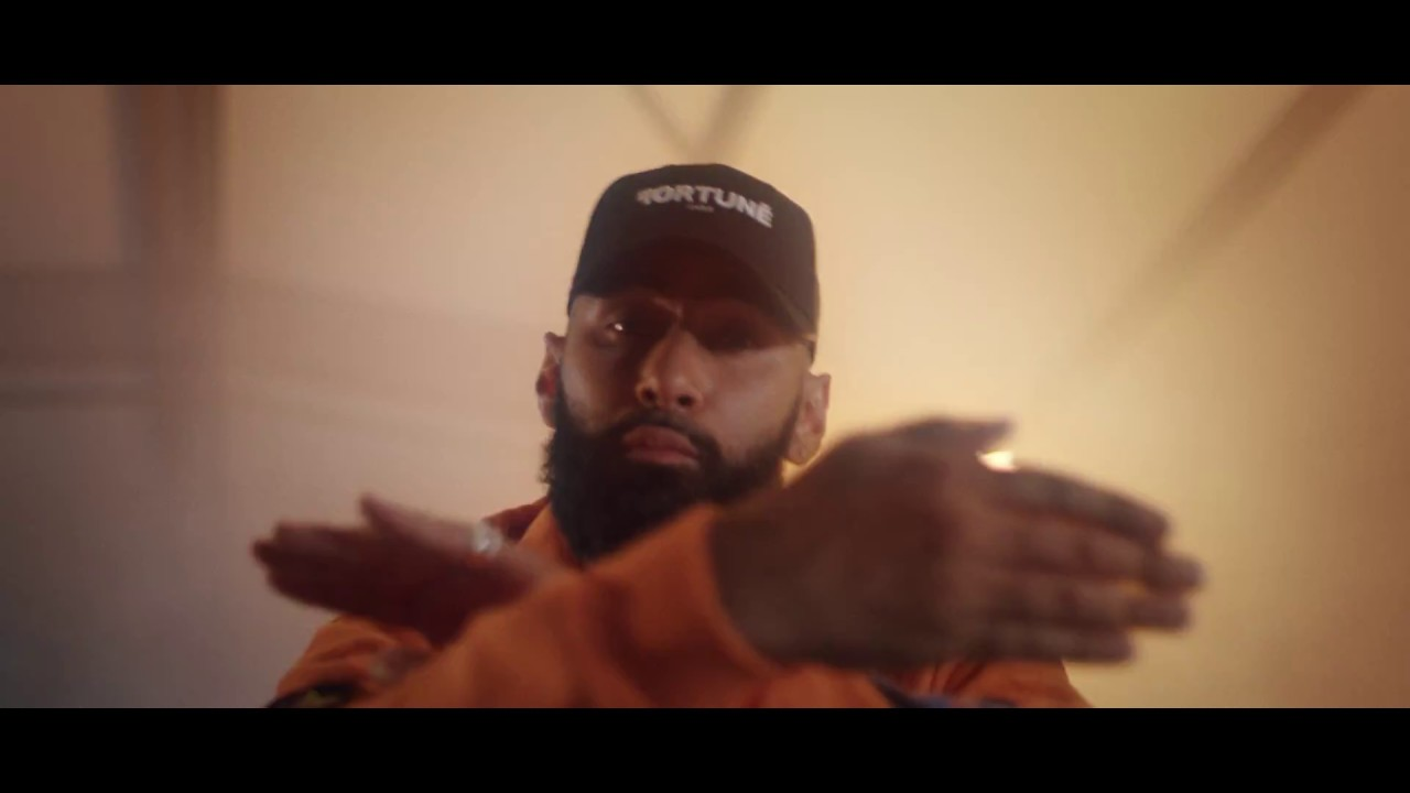 La Fouine – Sombre introduction
