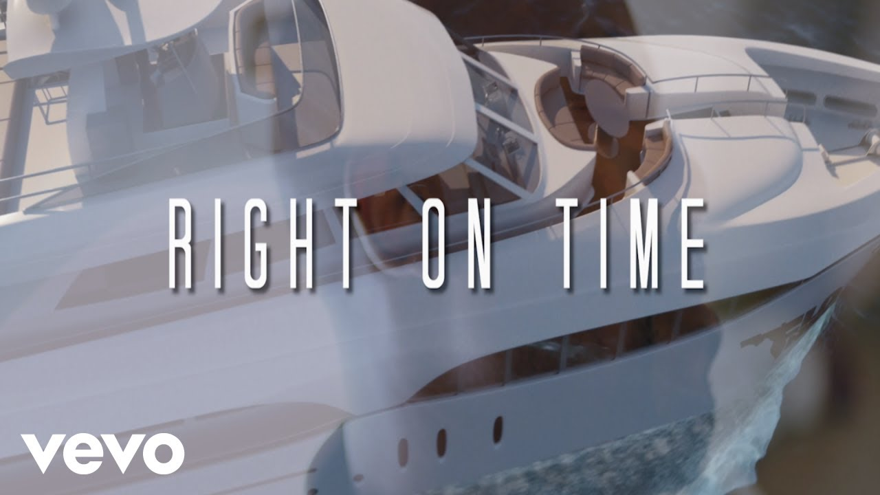 Ray J Ft Flo Rida, Brandy & Designer Doubt – Right On Time