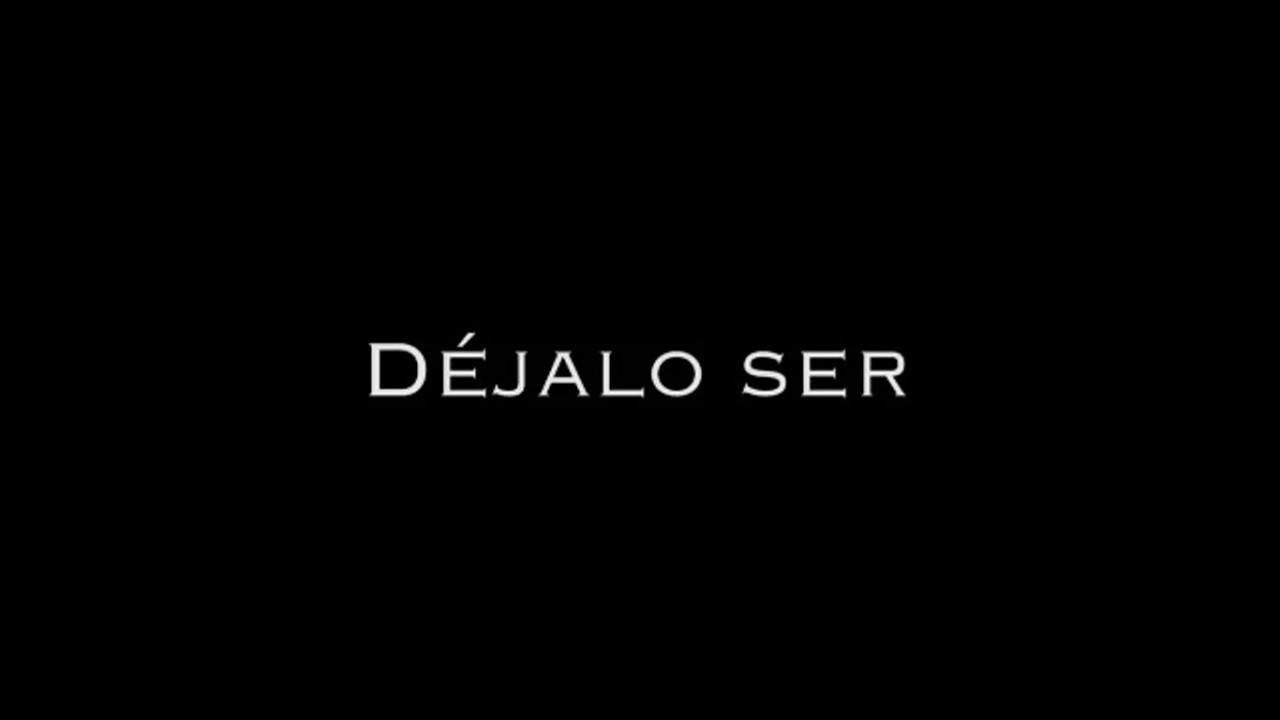 Rapper School – Déjalo Ser