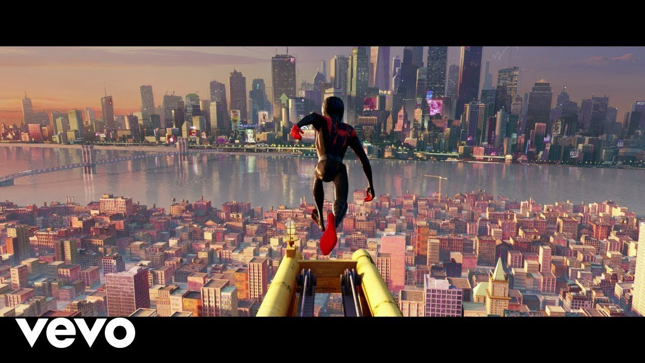 Post Malone Ff Swae Lee – Sunflower (Spider-Man: Into the Spider-Verse)