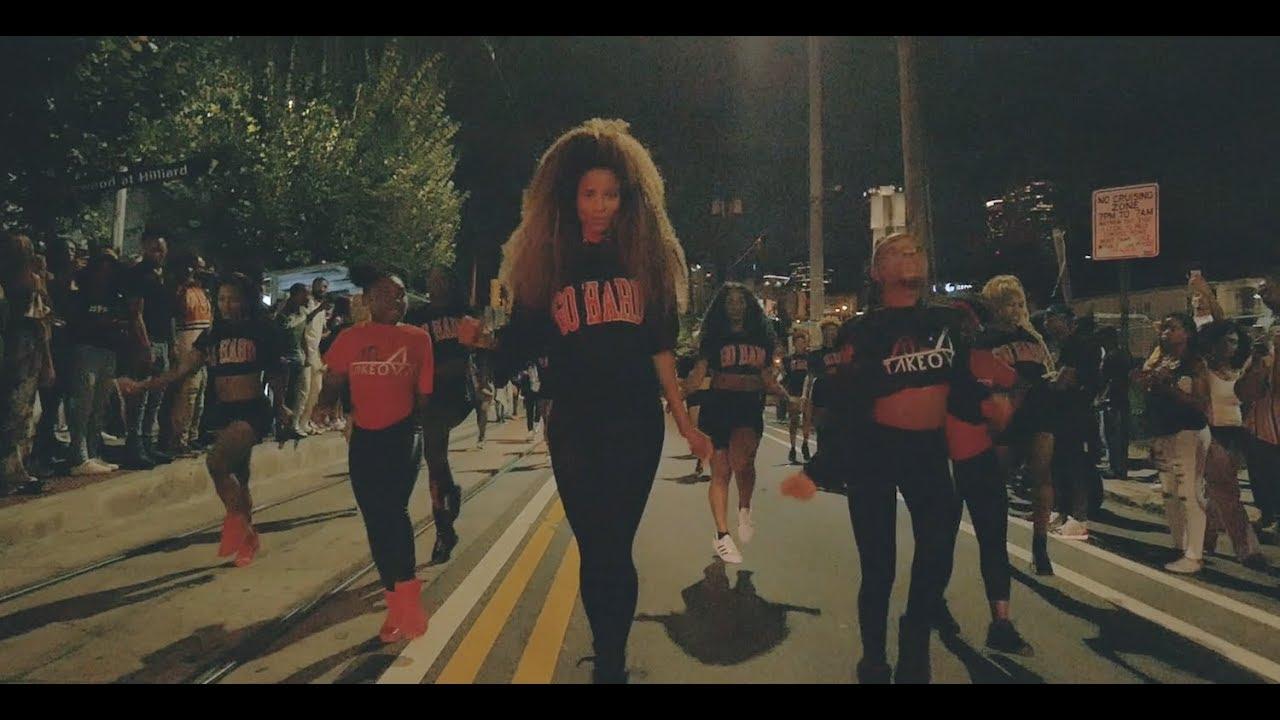 Ciara – «Dose» Pep Rally