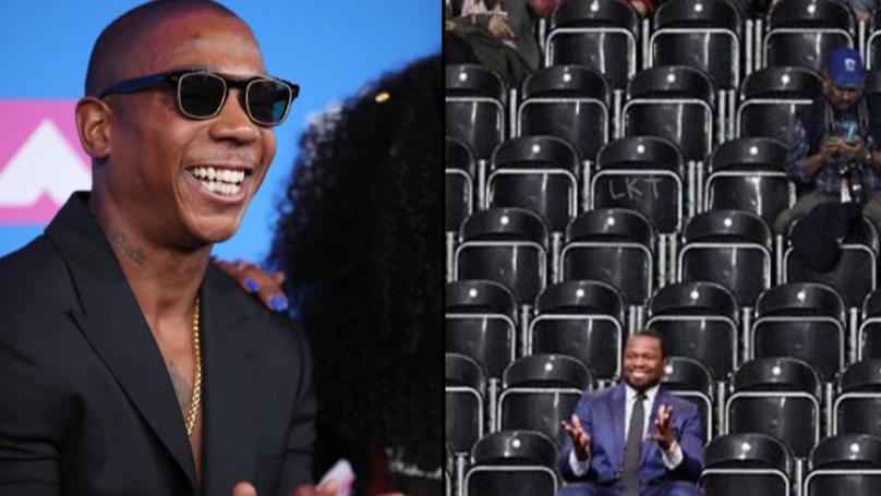 50 Cent compra 200 entradas de un concierto, para vacilar a Ja Rule